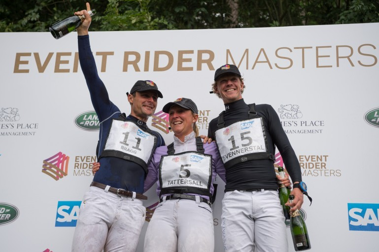 Gatcombe, ERM, Event rider masters, Gemma tattersall, Ludwig Svennerstal, Alex Bragg, 2017