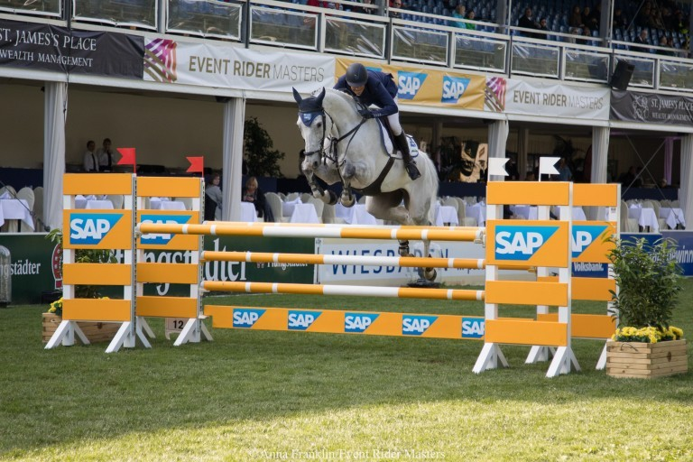 ERM, Eventing, Tim Lips, Bayro, Show Jumping, Wiesbaden, 2018
