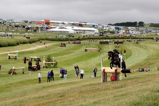 Cross Country, Barbury