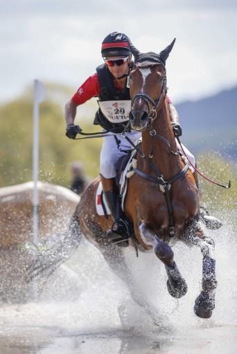Alex Hua Tian Event Rider Masters
