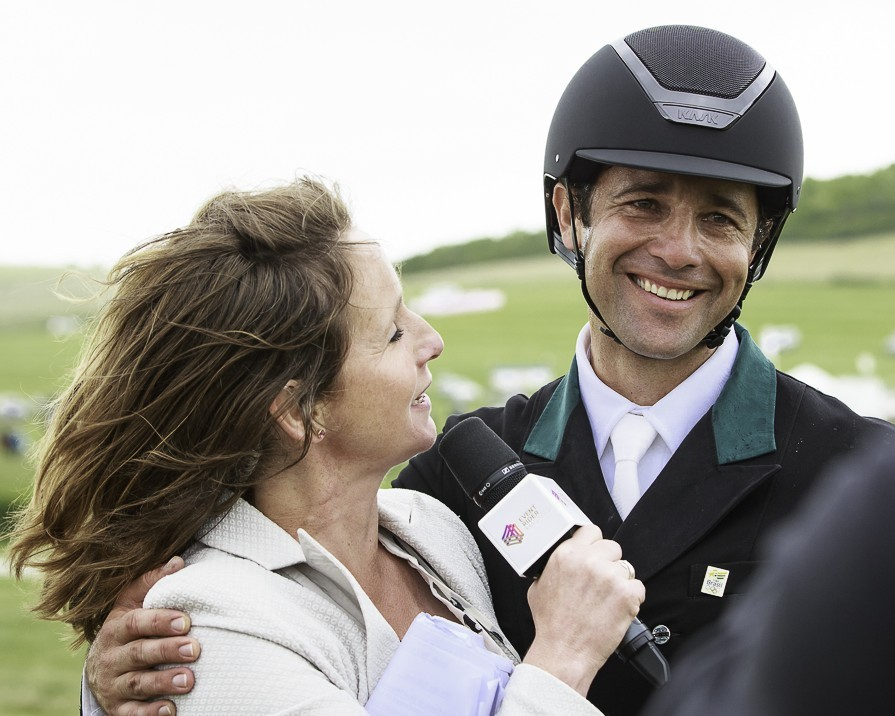 Image for Dressage day at Barbury doesn't disappoint!