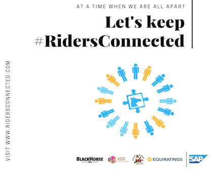 Image for Event Rider Masters partner with the Riders Connected Campaign