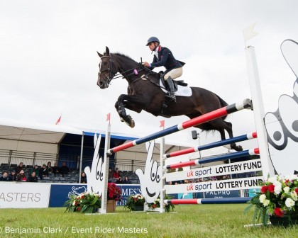 Image for Izzy Taylor and Be Touchable lead ERM series finale heading into cross country