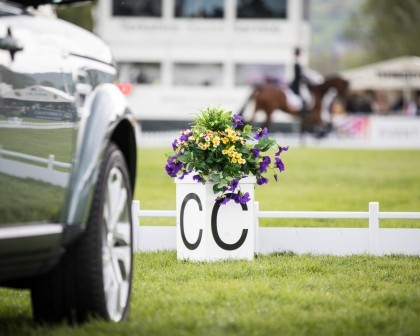 Image for Leg 1 from the Dodson & Horrell Chatsworth International Horse Trials Live Stream Times