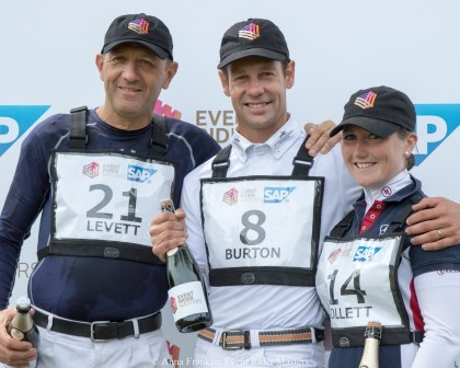 Image for Leg 3 Concours Complet D'Arville - The Results