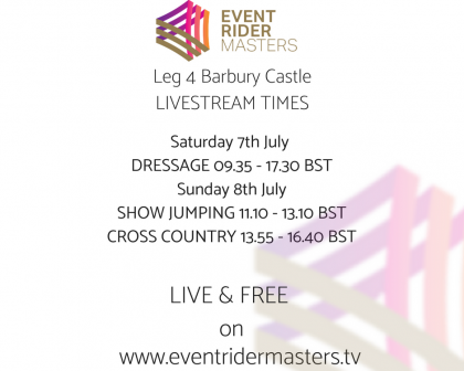 Image for Leg 4 Barbury Live Stream Times
