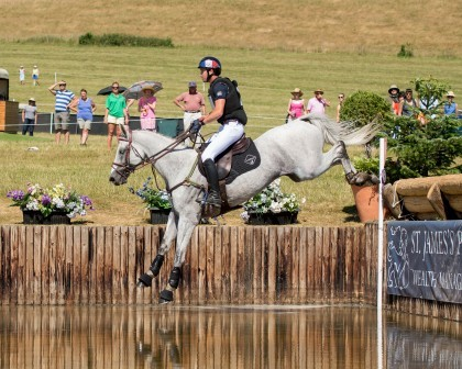 Image for Leg 4 St James's Place Barbury Horse Trials - Day 2 Round Up