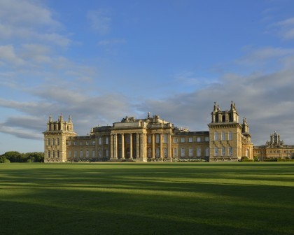 Image for Leg 6 at Blenheim Palace International Horse Trials gets underway!