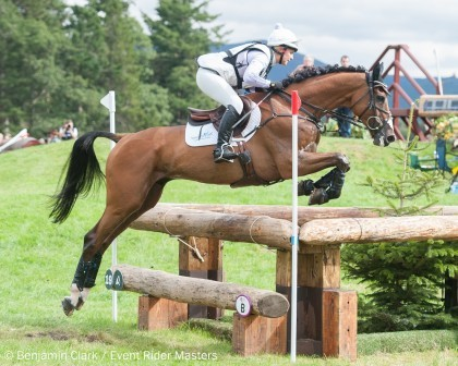 Image for Tattersall decisively wins the 2017 Event Rider Masters series