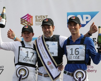 Image for The Lignières Finale: Tattersall on Top and Burton Unbeatable