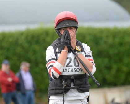 Image for The Writing's on the Wall as Lucy Jackson and Superstition Take Millstreet